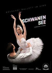 Bolshoi Ballet: Schwanensee (2