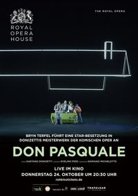 Royal Opera House 2019/20: Don Pasquale (OmU)