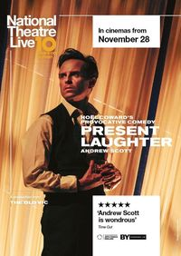 National Theatre Live: Present Laughter (OmU)