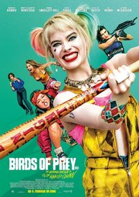 Birds Of Prey (And The Fantabu
