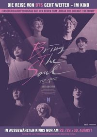 Bring The Soul: The Movie (OmU)