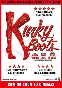 Kinky Boots - The Musical /OmU