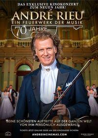 André Rieu: 70 Jahre - Ein Feuerwerk der Musik (OmU)