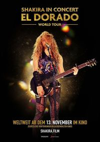 Shakira in Concert: El Do /OmU