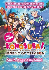 KonoSuba: The Legend of Crimso
