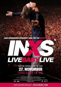 INXS Live Baby Live /OV