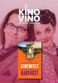 KinoVino mit Britta & Chako Habekost (Elwenfels 3)