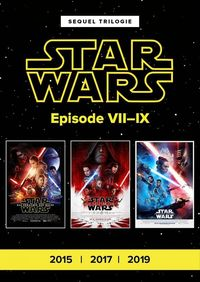 Star Wars 7-9 OV