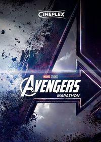 Avengers Marathon (5 Teile)