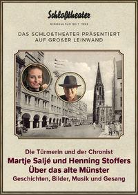 Martje Saljé und Henning Stoffers - Die Türmerin und der Chronist