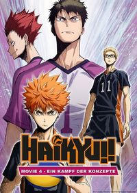 Haikyu!! Movie 4 - Ein Kampf der Konzepte