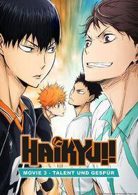 Haikyu!! Movie 3 - Talent und Gespür