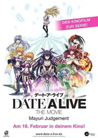 Date a Live - The Movie: Mayur