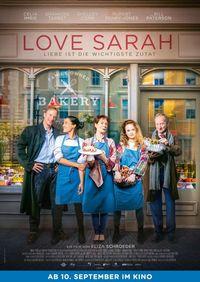 Love Sarah - Liebe ist die wic