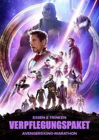 Verpflegungspaket Avengers Marathon