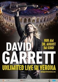 David Garrett: Unlimited - /OV