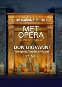Met Opera 2020/21: Don Giovann