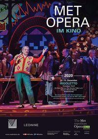 Met Opera: Verdi Rigolett /OmU