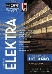 100 Jahre Salzburger Festspiele: Elektra (Live)