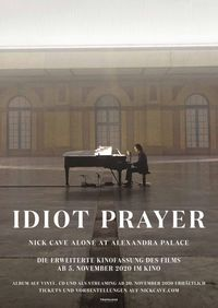 Idiot Prayer - Nick Cave A /OV
