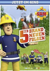 Feuerwehrmann Sam - Das Kinosp