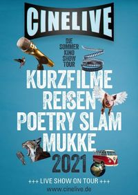 CineLive - Sommertour 2021