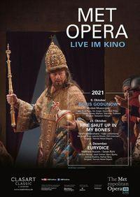MET Opera: Boris Godunow (Muss