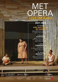 MET Opera: Fire Shut Up in My
