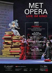 MET Opera: Cinderella (Massene