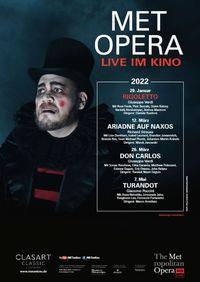 MET Opera: Rigoletto (Verdi) (