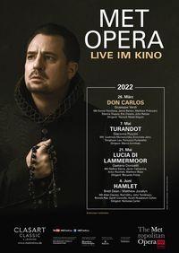 MET Opera: Don Carlos (Verdi)