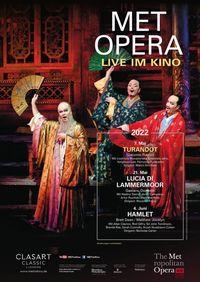MET Opera: Turandot (Puccini)