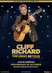 Cliff Richard Live - The Great