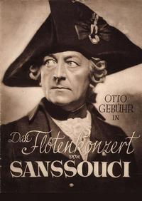 Das Flötenkonzert von Sanssouc