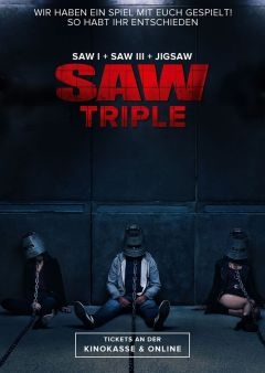 Triple Feature: Saw