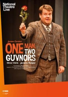 National Theatre London: One Man, Two Guvnors