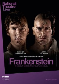 National Theatre London: Frankenstein (J. L. Miller)