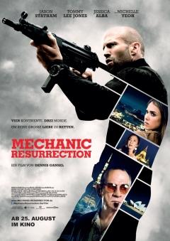 Mechanic - Resurrection