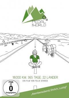 Pedal the World - 18.000 km, 22 Länder, 365 Tage