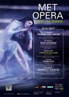 Met Opera 2016/17: L'Amour de Loin (Saariaho)