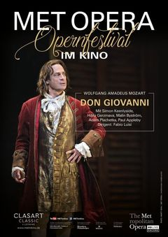 Met Opera 2016/17: Don Giovanni (Mozart)