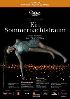 Opéra national de Paris 2016/17: Ein Sommernachtstraum