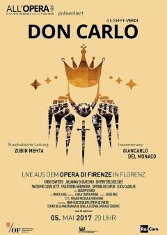 All Opera 16/17: Don Carlo (Live)