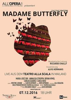 All Opera 16/17: Madama Butterfly (Live)