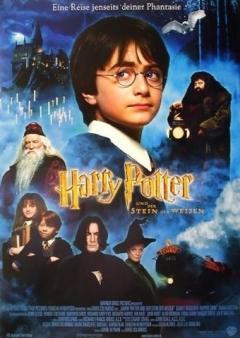 Harry Potter Marathon - Tag 1