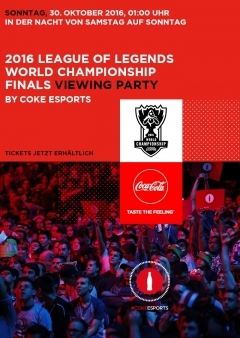 League of Legends World Championship Finals 2016