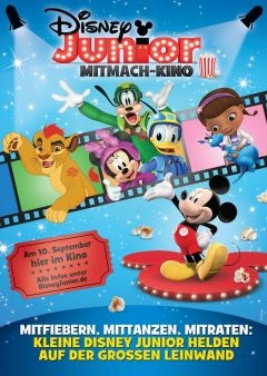 Disney Junior Mitmachkino 2017