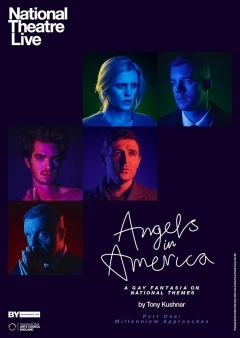 National Theatre London: Angels in America Part Two: Perestroika