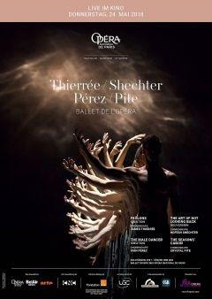 Opéra national de Paris 2017/18: Thierrée / Shechter / Pérez / Pite