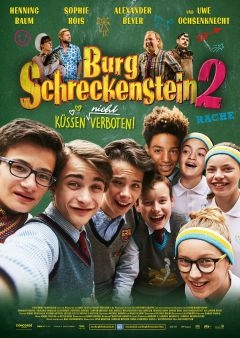 Burg Schreckenstein 2 - Küssen (nicht) verboten